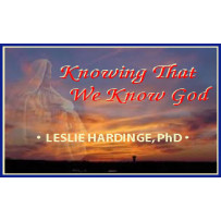 KNOWING THAT WE KNOW GOD