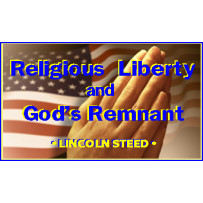 RELIGIOUS LIBERTY AND GOD'S REMNANT