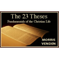 THE 23 THESES