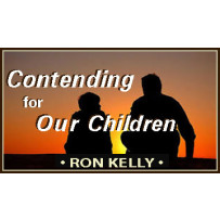 CONTENDING FOR OUR CHILDREN