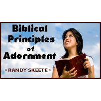 BIBLICAL PRINCIPLES OF ADORNMENT