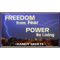 FREEDOM FROM FEAR, POWER FOR LIVING