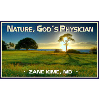 NATURE, GOD'S PHYSICIAN