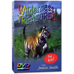 WILDERNESS TREASURES DVD